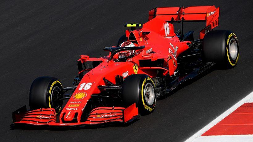 F1, speranza Ferrari: in Portogallo Leclerc insegue le Mercedes