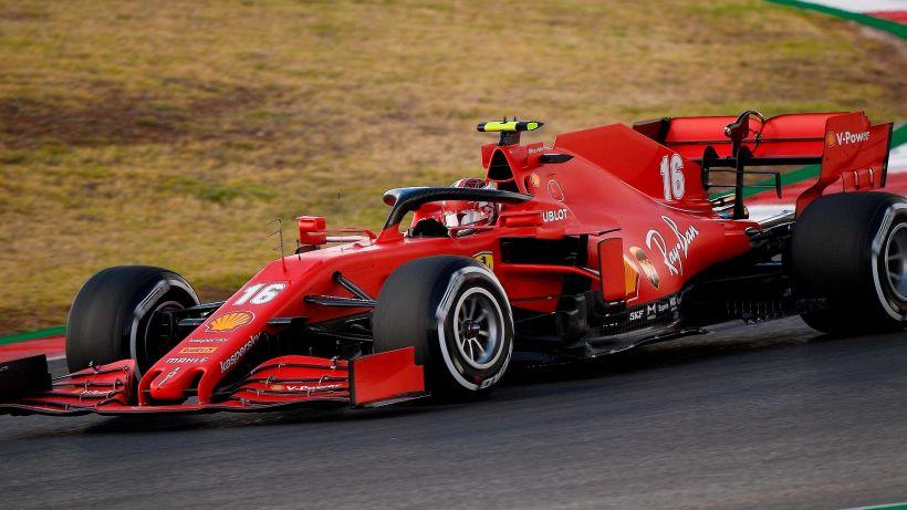 F1, libere Gp Portogallo: la Ferrari batte un colpo, primo Bottas