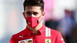 F1, Ferrari: la previsione di Charles Leclerc fa sognare i tifosi