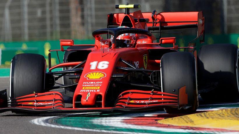 F1, Gp Imola: Bottas in pole. Leclerc cattivo, Vettel anche peggio