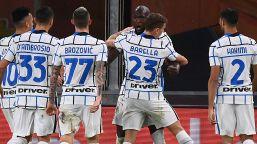 Lukaku e D'Ambrosio rilanciano l'Inter. Lautaro sostituito e furioso