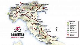 Giro d'Italia 2021, calendario delle 21 tappe | Date | Percorso