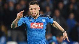 """Napoli, Politano punge l'Inter: """"Non mi hanno trattato bene"""""""