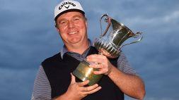 Open d'Italia: vince McGowan