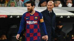 Barcellona-Real Madrid: fissata la data del Clasico