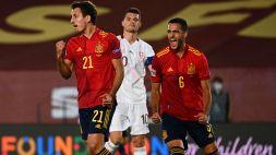 Nations League: sorridono Spagna e Germania