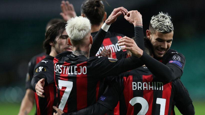 Il Milan non perde un colpo: abbattuto il Celtic in Europa League