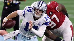 Monday Night: le foto di Cardinals-Cowboys 38-10