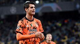 Juventus, Paratici svela un retroscena su Morata
