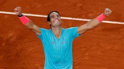 Nadal eguaglia Federer: il Roland Garros è suo, Djokovic travolto