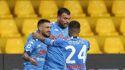 Napoli-Empoli 3-2: Petagna vuol dire quarti