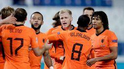 Nations League: le foto di Italia-Olanda 1-1