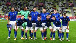 Nations League: le foto di Polonia-Italia 0-0