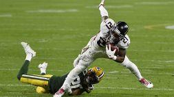 NFL: le foto di Atlanta Falcons-Green Bay Packers 16-30