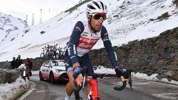"""Nibali: """"Mi concentro sul Giro"""""""