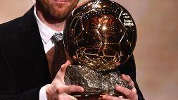 Corsa al Pallone d'Oro: due stelle azzurre pronte a sfidare Messi