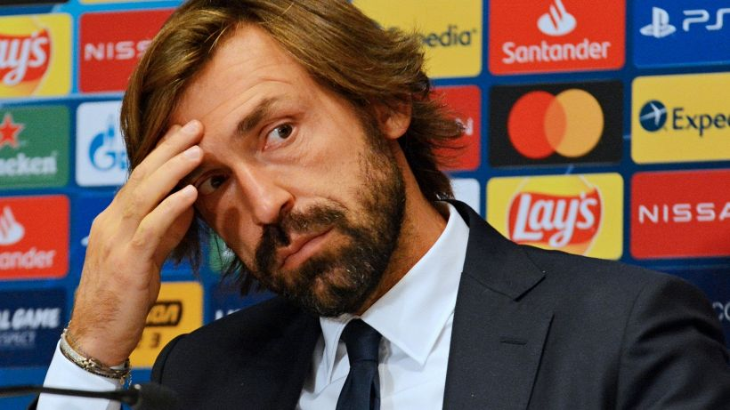 Champions, Juventus sconfitta: piovono critiche, Pirlo risponde