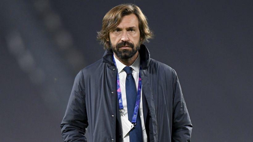 Juventus, Pirlo respira: sfuma un candidato per la panchina