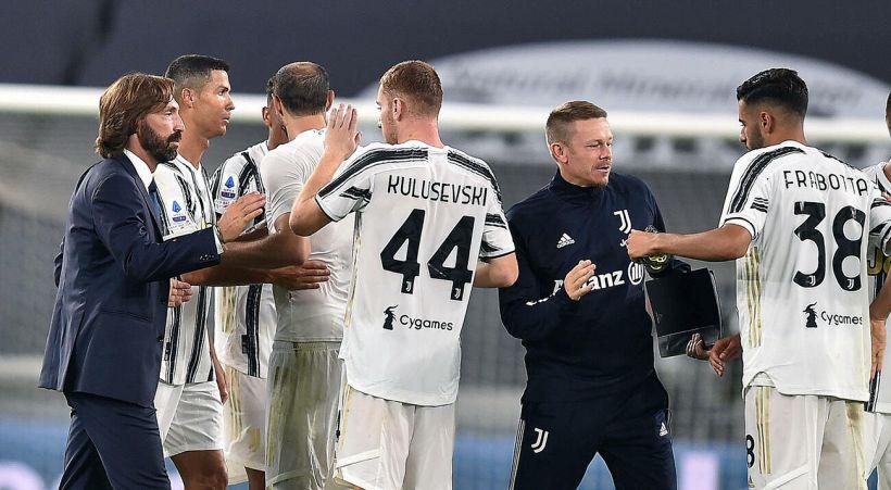 Juventus, Pirlo ha già stregato i tifosi con l'ultima sentenza