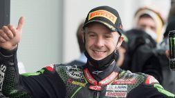 Superbike, Rea vince a Magny Cours sotto la pioggia
