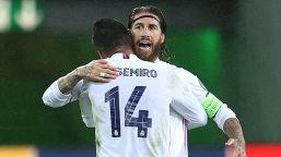 Champions, risultati: ok Liverpool, City, Bayern. Il Real si salva