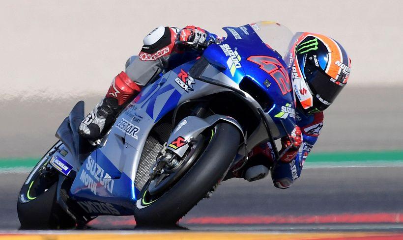MotoGp, Aragon: vince Rins, secondo Marquez. Sprofonda Quartararo