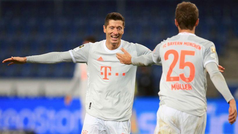 Bundesliga: avanza il Lipsia, Bayern e Dortmund tengono il passo