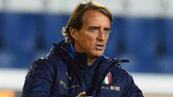 Elezioni FIGC, Mancini si congratula con Gravina