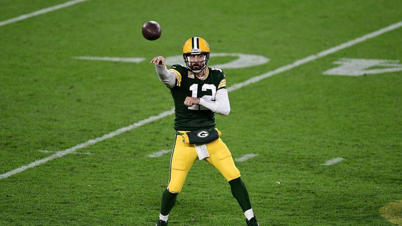 NFL, Rodgers divide i fan dei Packers