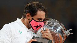 Roland Garros: le immagini di Djokovic-Nadal