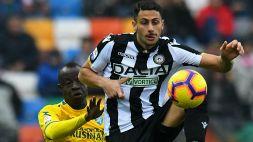 Mandragora alla Juve, ma resterà in prestito a Udine