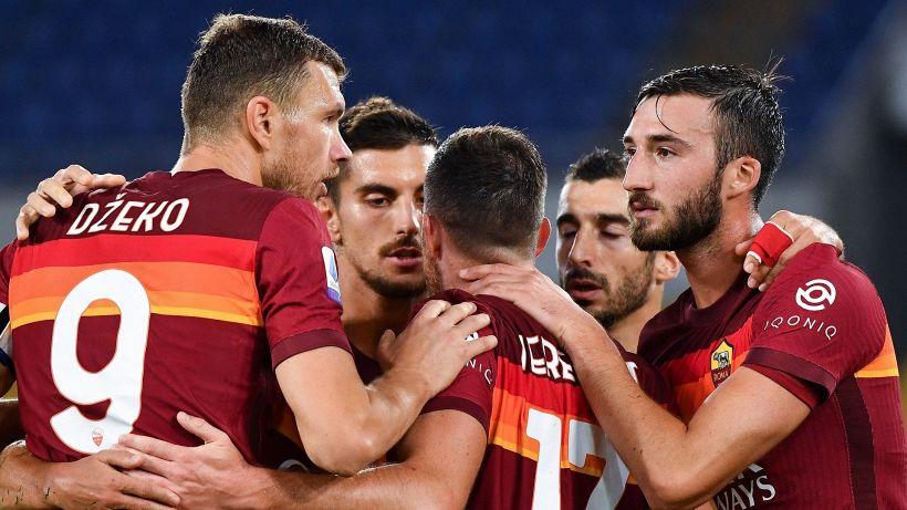 Serie A: cinquina della Roma, Dzeko piega il Benevento