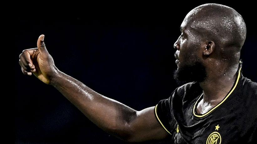 """Inter, Lukaku chiaro: """"L'obiettivo è lo scudetto"""""""