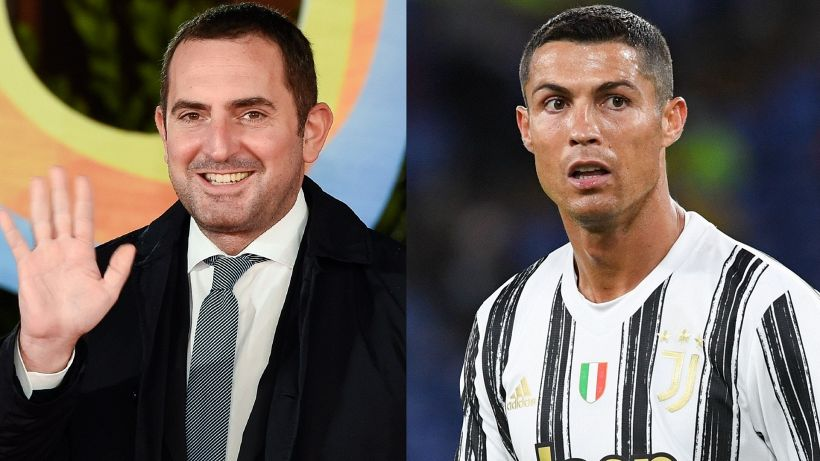 """Juve, botta e risposta Ronaldo-Spadafora: """"Non puoi mentire"""""""