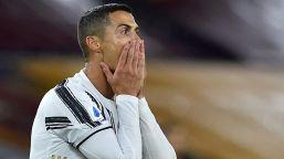 Juventus, arriva la brutta notizia su Ronaldo