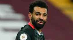 Liverpool, Salah è positivo al Covid-19: a rischio la sfida con l'Atalanta