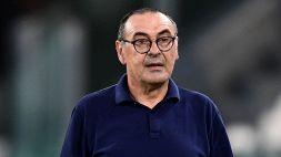 Maurizio Sarri pronto al rientro: si muove un club di Serie A