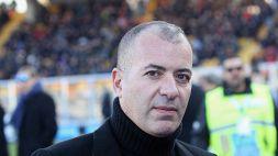 """Sticchi Damiani: """"Mancosu? Responsabilità troppo grande"""""""