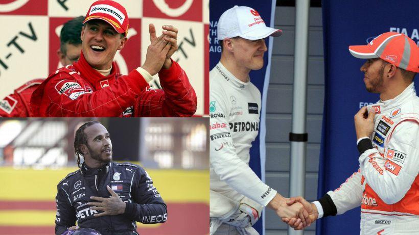 F1, Schumacher o Hamilton: chi è il più forte di sempre?