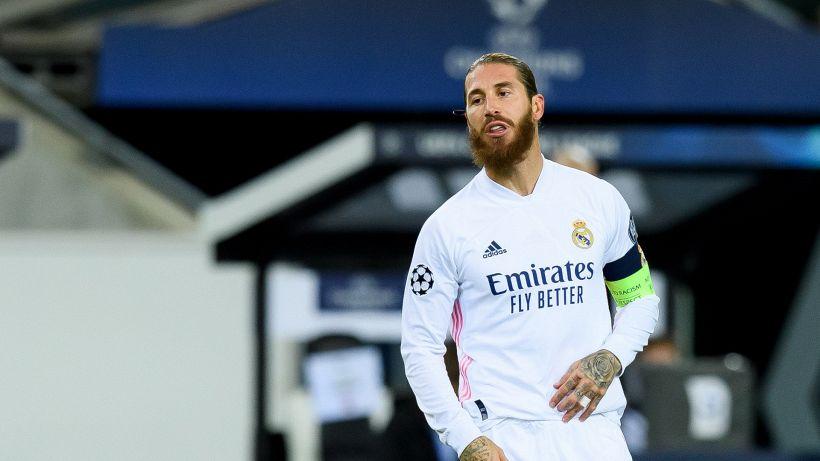 Sergio Ramos lontano dal Real: due italiane ci provano