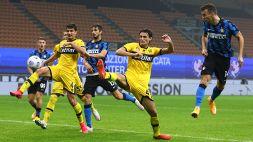 Serie A: le foto di Inter-Parma 2-2