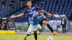 Serie A: le foto di Lazio-Atalanta 1-4