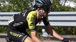 Caso Yates, il Giro attua il piano d'emergenza