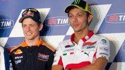 MotoGp, Stoner torna a pungere Valentino Rossi