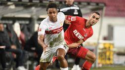 Bundesliga, lo Stoccarda sbatte sul Colonia