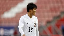 Milan, a gennaio nuova offensiva per Tomiyasu