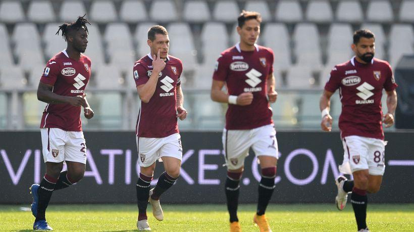 Torino-Cagliari, Milinkovic-Savic espulso dalla panchina