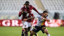 Coppa Italia, le recriminazioni del Lecce