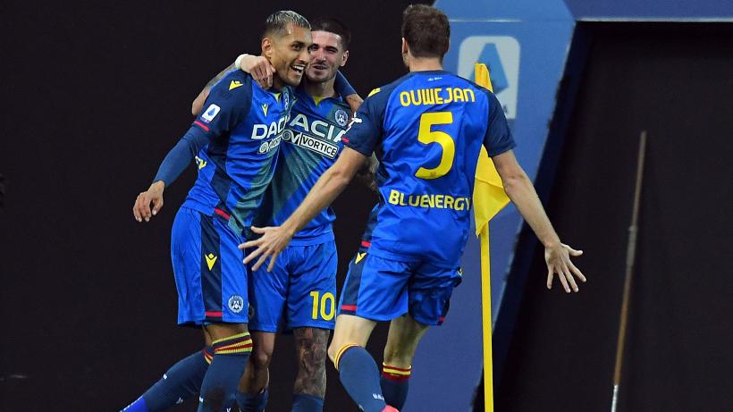 Pussetto entra e segna: l'Udinese stende il Parma
