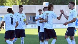 Under 21, tamponi negativi: Italia-Irlanda si gioca